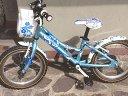 Bicicletta bambino/bambina in alluminio