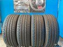 4 Gomme 235/55 R18 - 100V Continental 85% residui