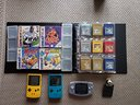 Console game boy+giochi (pokemon,mario,final fant