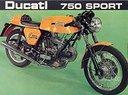 Depliant manuali insegne moto italiane-jap '30-80