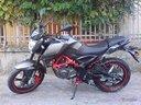 NUOVA NAKED KSR Moto GRS 125 limited edition