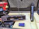 Sistema radiomicrofono VHF a mano CHIAYO,