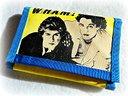 VINTAGE WHAM George Michael collezione portafoglio