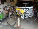 Bicicletta da corsa (palmerina) su misura