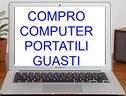 Computer portatili guasti