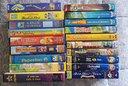 Videocassette VHS originali Cartoni Animati