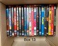 (Box 13 - 14) film dvd ex-noleggio
