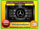 Radio 9 pollici mercedes classe A|B|Sprinter|Viano