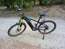 Mountain bike elettrica mtb