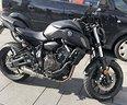 Thunder Titanium Roadsitalia Yamaha MT07 2014-2016