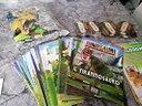 """45 fascicoli della serie """"Collezionare dinosauri"""""""