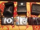 Nikon Coolpix samsung nv30 fotocamere digitali