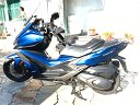 Kymco xciting 400s
