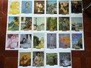 Stampe Quadri dei Pittori + famosi al mondo 25x18