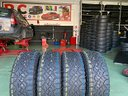 4 Gomme Usate 315 70 17 121/118Q Goodyear