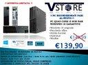 PC HP i5 8GB 250GB HD WINDOWS 10