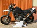 Yamaha xtx 660 ricambi xt 660 x del 2006 motard