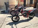 Moto Beta 125 rr supermotard motard Enduro 4t