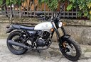 NUOVO Archive Motorcycle Scrambler 125 ARGEENTO