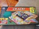 Crack gioco da tavolo MB del 1993