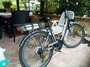 Bici pedalata assistita donna