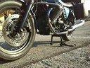 Cavalletto centrale x Moto Guzzi v7 II Stone