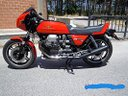Moto Guzzi 850 Le Mans III anno 1984