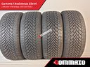 Gomme usate CONTINENTAL 225 45 R 17 4 STAGIONI