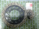 Kit trasmissione cagiva aletta oro 125 regina