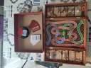 Jumanji gioco da tavola in legno
