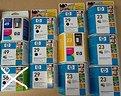 Cartucce Stampanti HP 23-29-49 scadute