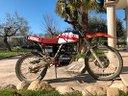 Honda XL 125 Paris Dakar '85
