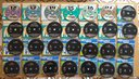 56 cd demo ps1 tutti diversi playstation 1