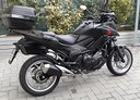 Honda NC 750 Travel Edition unica