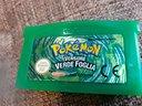 Pokemon versione Verde Foglia ITALIANO