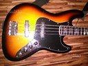Jazz Bass di liuteria