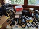 Nikon d800 kit tamron 24 70 vc nikkor 50 sigma 300