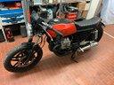 Fianchetti cafe racer per moto Guzzi v35 Imola