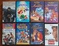 Lotto VHS Walt Disney italia