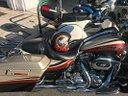 Harley Davidson Street Glide CVO screamin eagle
