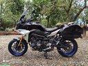 Yamaha tracer 900 gt 2019 perfetta