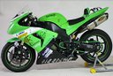 Kawasaki Ninja ZX10R 2006 uso esclusivo pista