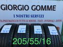 Gomme 205 /55/16