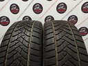 2 GOMME INVERNALI USATE DUNLOP 235/55 R17 235 55 1