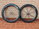 Ruote American Classic Carbon 46 Tubular (nuove)