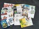 Cartoline francobolli codici barre tessere postali
