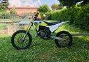 Motocross Husqvarna 125 2t