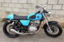 NEW Somoto 125cc CAFE RACER (mot.Honda)