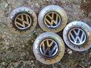 Coppette cerchi lega VW 14