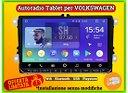 Autoradio tablet 9 pollici Android Volkswagen